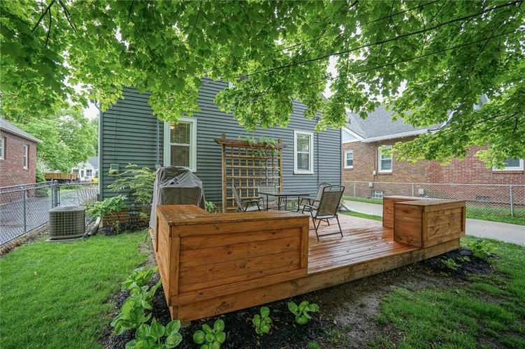 6038 Haverford Avenue Indianapolis IN 46220 | MLS 21710647 | photo 40