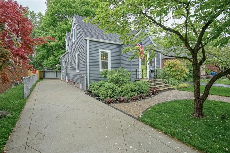 6038 Haverford Avenue Indianapolis IN 46220 | MLS 21710647 | photo 43