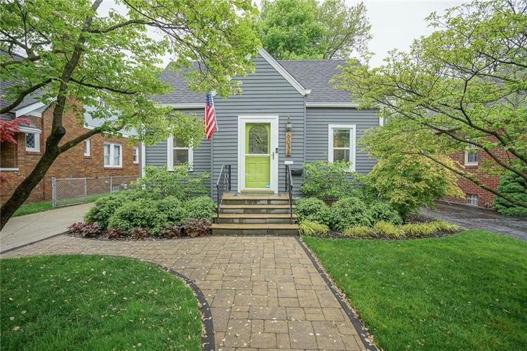 6038 Haverford Avenue Indianapolis IN 46220 | MLS 21710647 | photo 44