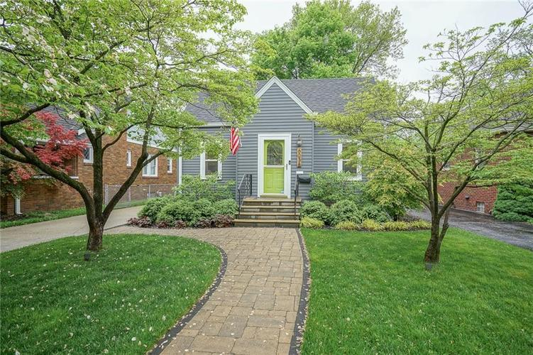 6038 Haverford Avenue Indianapolis IN 46220 | MLS 21710647 | photo 45