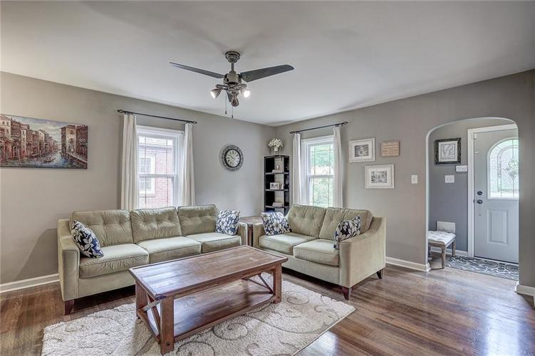 6038 Haverford Avenue Indianapolis IN 46220 | MLS 21710647 | photo 5