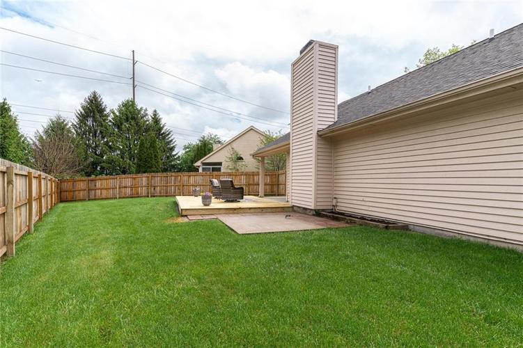 10808 Oyster Bay Court Indianapolis IN 46236 | MLS 21710717 | photo 32