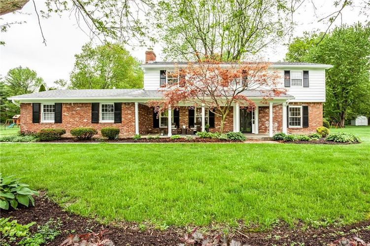 8812 Dunsmuir Drive Indianapolis IN 46260 | MLS 21710752 | photo 1