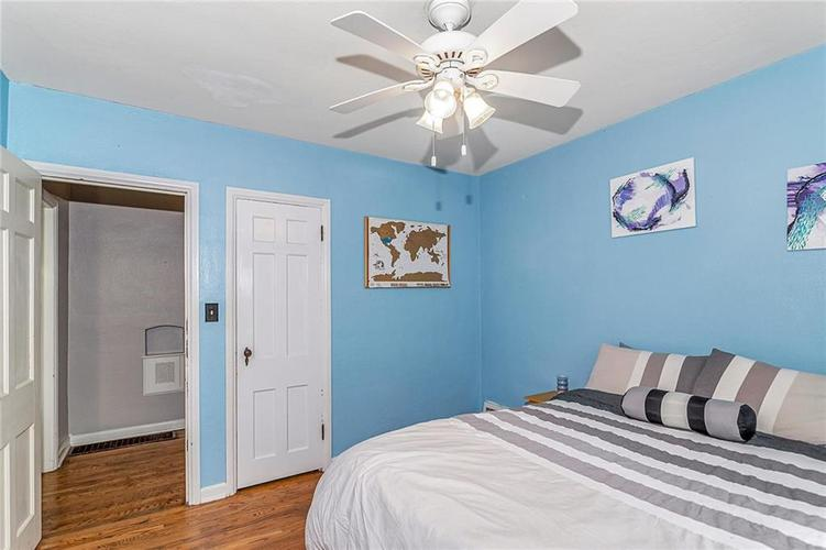 6401 CENTRAL Avenue Indianapolis IN 46220 | MLS 21710776 | photo 16