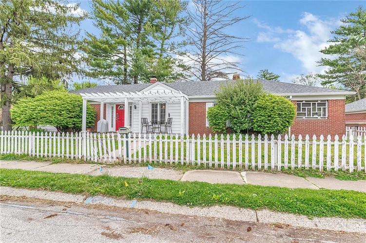 6401 CENTRAL Avenue Indianapolis IN 46220 | MLS 21710776 | photo 5