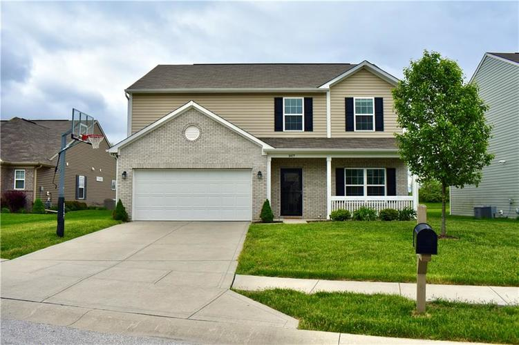 8419 Penbrooke Place Indianapolis IN 46237 | MLS 21710804 | photo 1