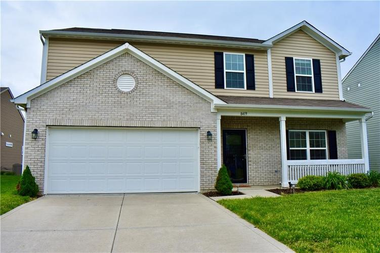 8419 Penbrooke Place Indianapolis IN 46237 | MLS 21710804 | photo 2