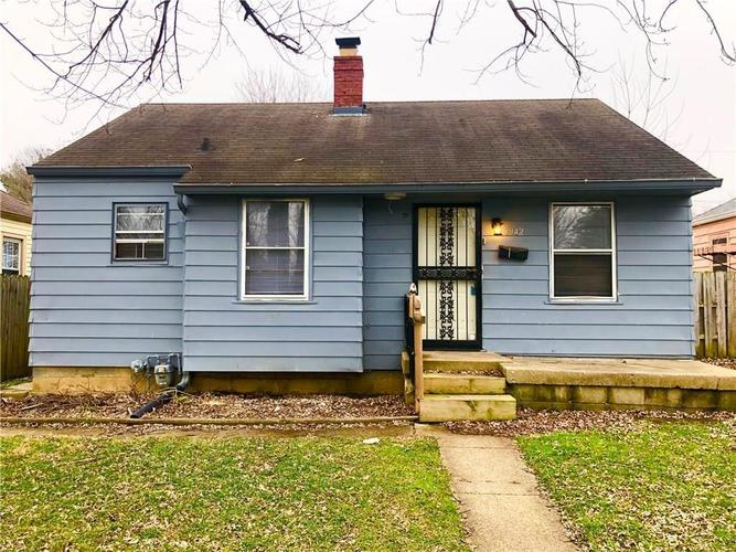 1942 N LINWOOD Indianapolis IN 46218 | MLS 21710822 | photo 1