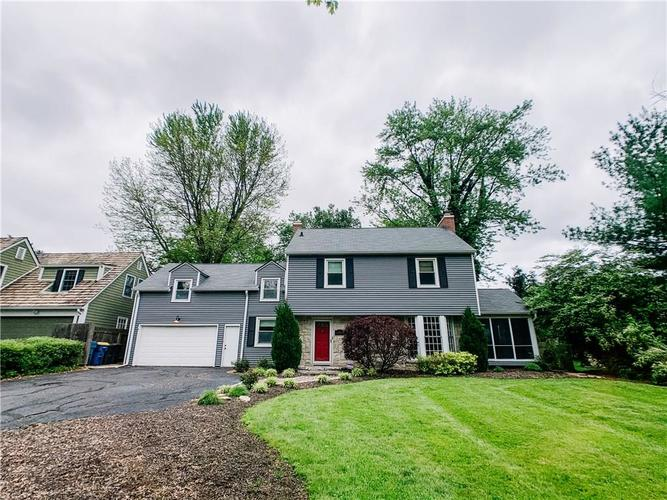 120 W 64th Street Indianapolis IN 46260 | MLS 21710861 | photo 1