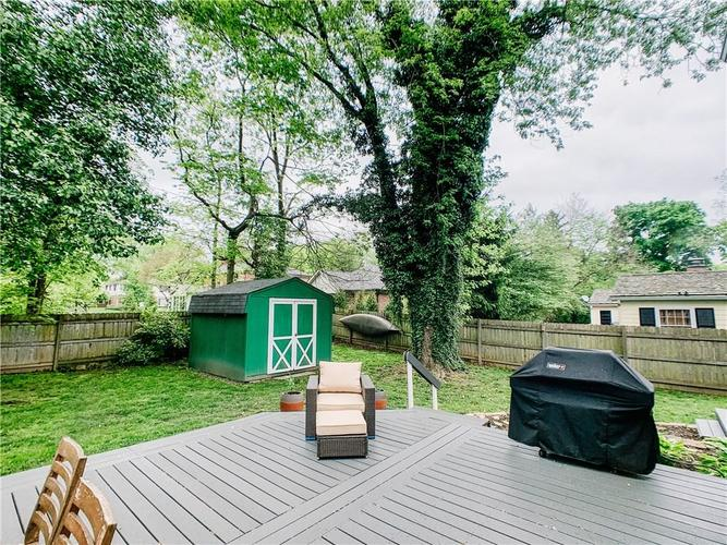 120 W 64th Street Indianapolis IN 46260 | MLS 21710861 | photo 10