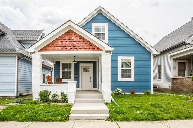 735 Cottage Avenue Indianapolis IN 46203 | MLS 21710875 | photo 1