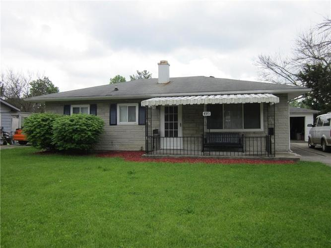 4113 W 30th Street Indianapolis IN 46222   MLS 21710934   photo 1