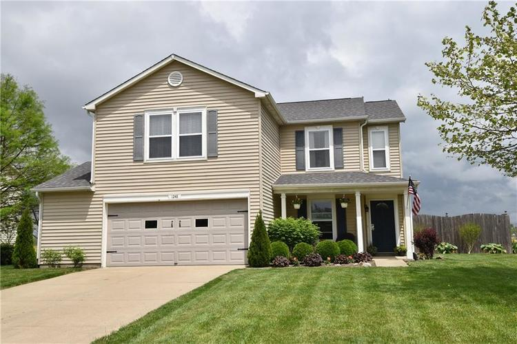 1248 KING MAPLE Drive Greenfield IN 46140 | MLS 21710947 | photo 1