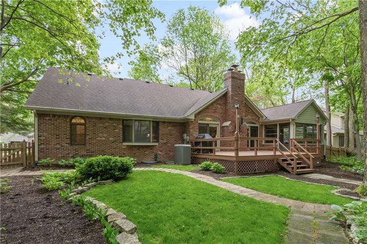 7428 Cherryhill Drive Indianapolis IN 46254 | MLS 21711023 | photo 35