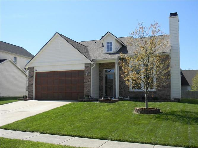 6341 E Rockhill Court Camby IN 46113 | MLS 21711058 | photo 1