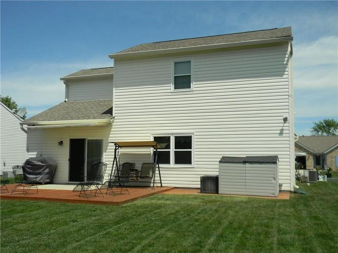 6341 E Rockhill Court Camby IN 46113 | MLS 21711058 | photo 26