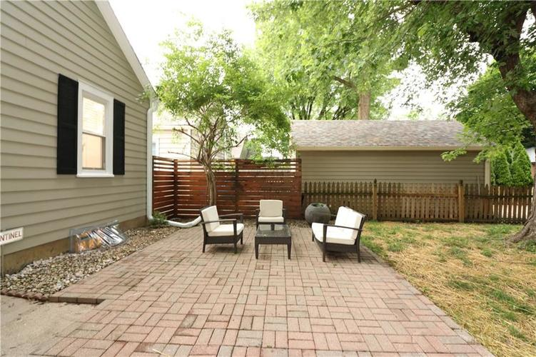 6041 Haverford Avenue Indianapolis IN 46220 | MLS 21711080 | photo 22