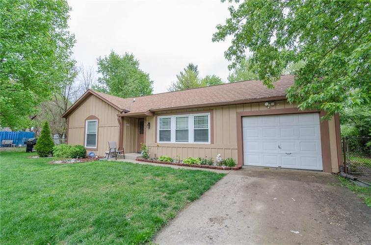 5932 Dunseth Court Indianapolis IN 46254 | MLS 21711173 | photo 1