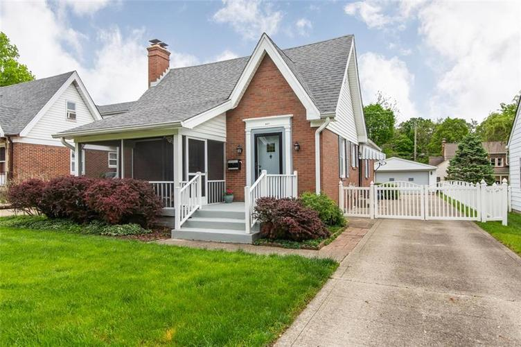 967 N Bolton Avenue Indianapolis IN 46219 | MLS 21711192 | photo 1