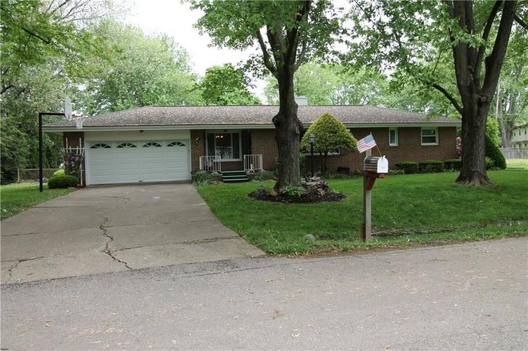 1468 E Maple Drive Shelbyville IN 46176 | MLS 21711229 | photo 1
