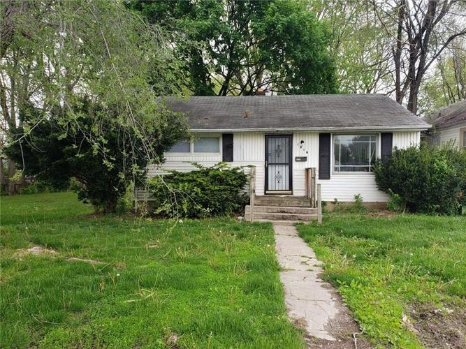 1814 E 42nd Street Indianapolis IN 46205 | MLS 21711233 | photo 1