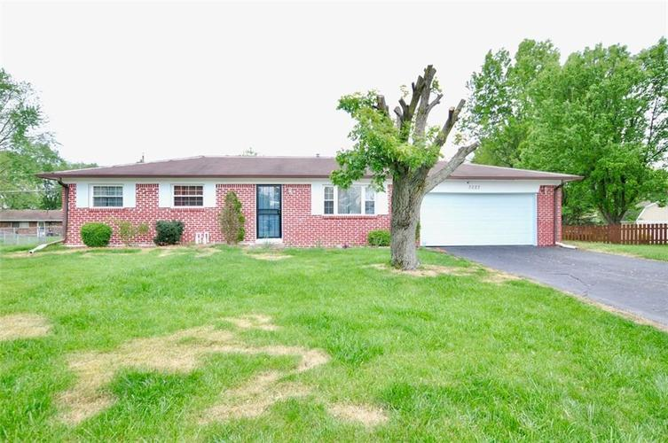 3027 MARYWOOD Court Indianapolis IN 46227 | MLS 21711422 | photo 1