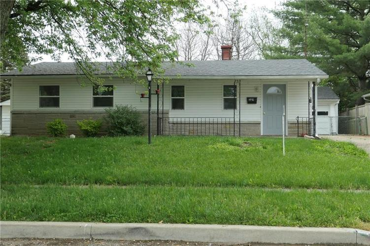 259 S KENMORE Road Indianapolis IN 46219 | MLS 21711454 | photo 1