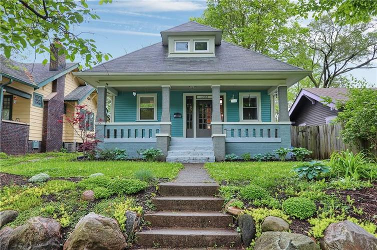 4333 N College Avenue Indianapolis IN 46205 | MLS 21711471 | photo 1