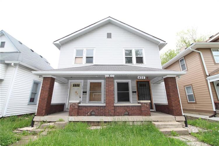 427 N Denny Street Indianapolis IN 46201 | MLS 21711503 | photo 1