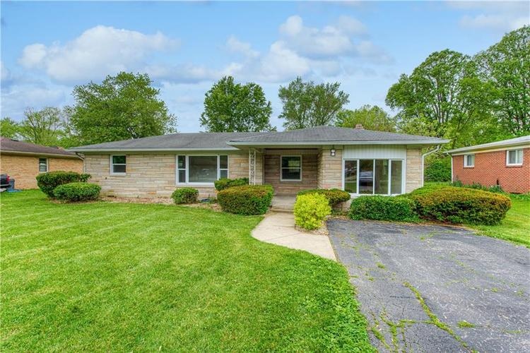 260 Kirk Drive W Indianapolis IN 46234 | MLS 21711551 | photo 1