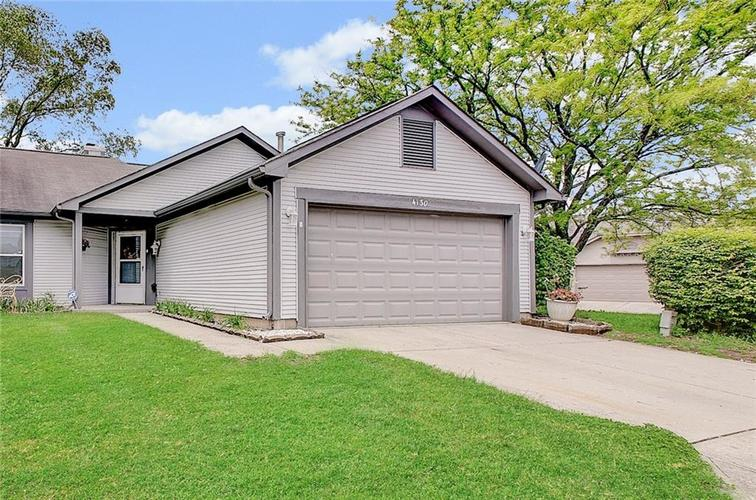 4130 Eagle Cove East Drive Indianapolis IN 46254 | MLS 21711558 | photo 1