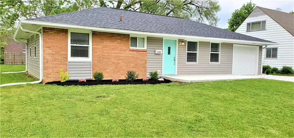 4102 N Webster Avenue Indianapolis IN 46226 | MLS 21711566 | photo 1
