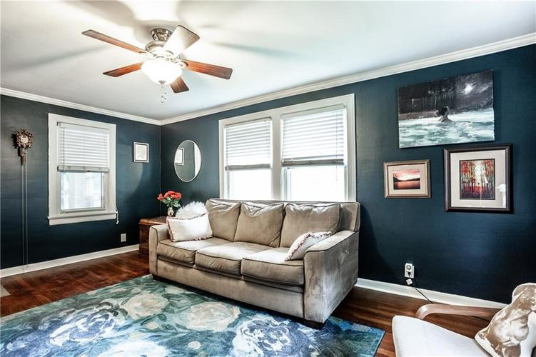 5869 Rosslyn Avenue Indianapolis IN 46220 | MLS 21711567 | photo 11
