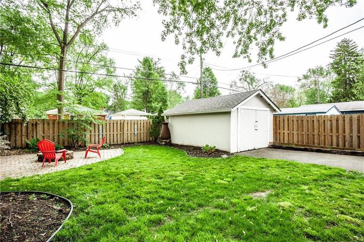 5869 Rosslyn Avenue Indianapolis IN 46220 | MLS 21711567 | photo 27