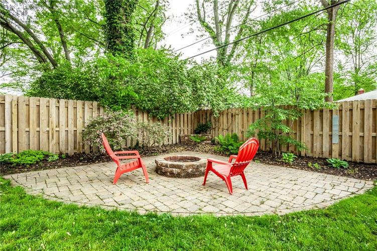 5869 Rosslyn Avenue Indianapolis IN 46220 | MLS 21711567 | photo 28