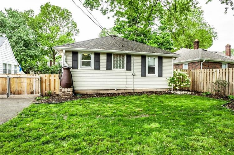 5869 Rosslyn Avenue Indianapolis IN 46220 | MLS 21711567 | photo 30
