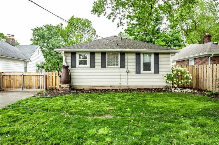 5869 Rosslyn Avenue Indianapolis IN 46220 | MLS 21711567 | photo 31