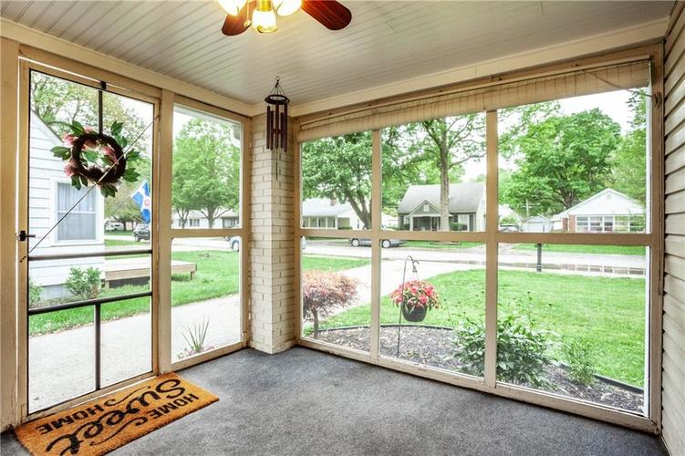 5869 Rosslyn Avenue Indianapolis IN 46220 | MLS 21711567 | photo 5