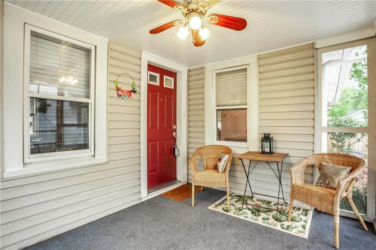 5869 Rosslyn Avenue Indianapolis IN 46220 | MLS 21711567 | photo 6