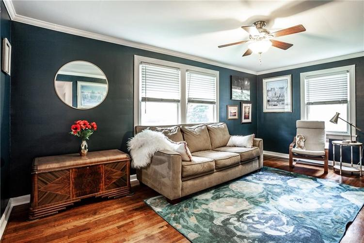 5869 Rosslyn Avenue Indianapolis IN 46220 | MLS 21711567 | photo 7