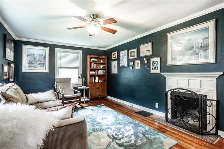 5869 Rosslyn Avenue Indianapolis IN 46220 | MLS 21711567 | photo 8