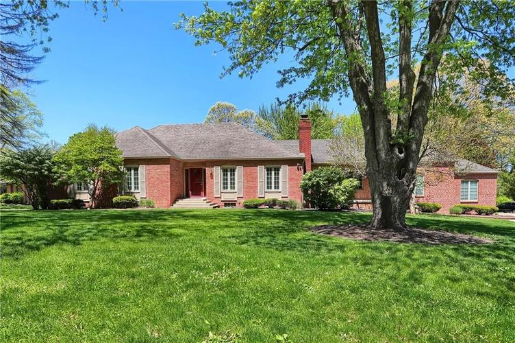 430 Spring Mill Lane Indianapolis IN 46260 | MLS 21711585 | photo 1