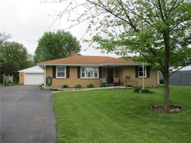 3163 Bonham Drive Indianapolis IN 46222 | MLS 21711682 | photo 1