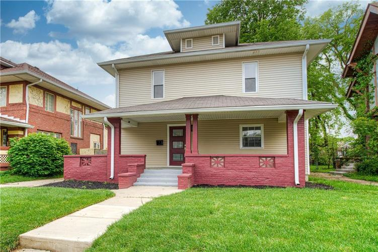 3350 RUCKLE Street Indianapolis IN 46205 | MLS 21711688 | photo 1