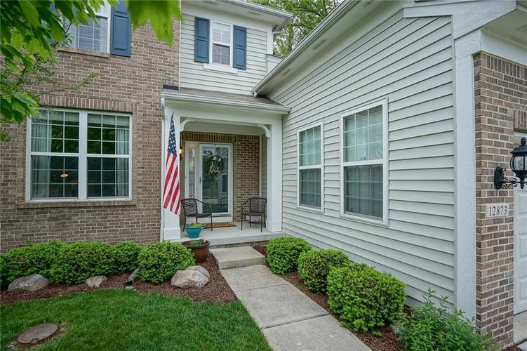 12873 Thames Drive Fishers IN 46037 | MLS 21711730 | photo 2