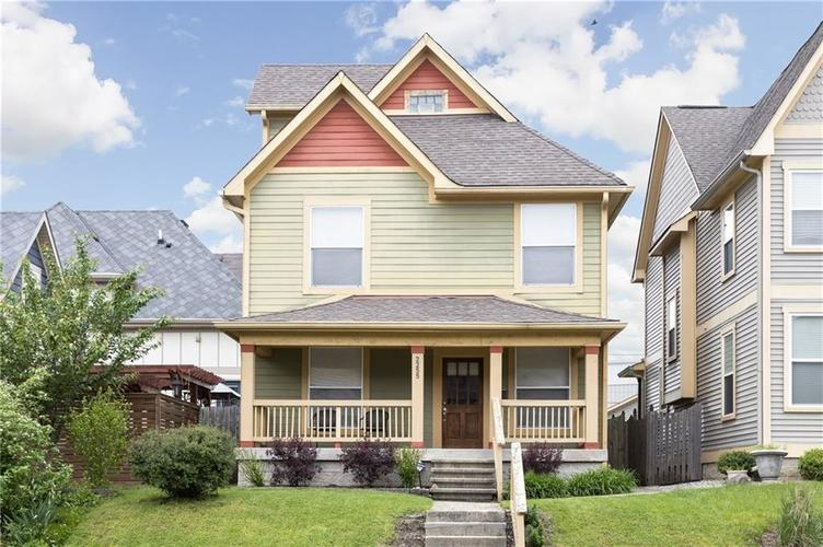 2255 Central Avenue Indianapolis IN 46205 | MLS 21711750 | photo 1
