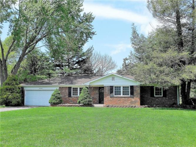 2340 Country Club Road Indianapolis IN 46234 | MLS 21711775 | photo 2