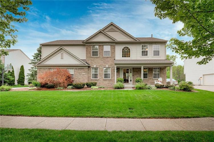 7560 PRAIRIE VIEW Drive Indianapolis IN 46256 | MLS 21711886 | photo 1
