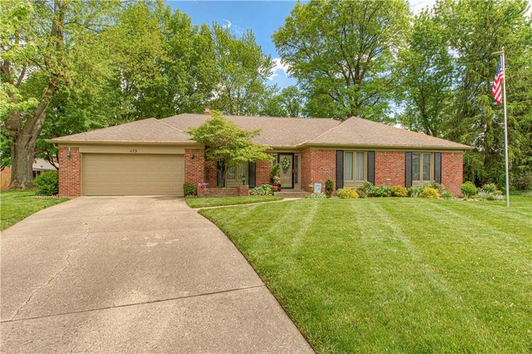 419 LINDSAY Court Indianapolis IN 46214 | MLS 21711906 | photo 44