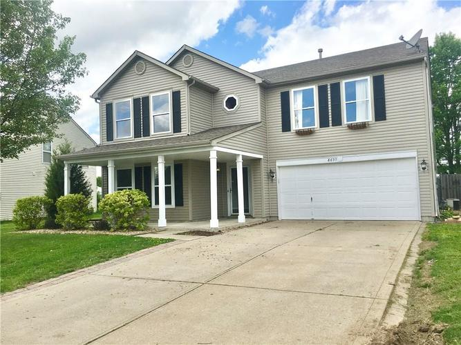 8650 BELLE UNION Drive Camby IN 46113 | MLS 21711912 | photo 1